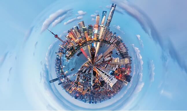 上海VR全景拍摄