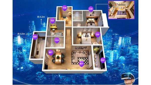 5G时代下的房产新趋势,解锁看房新姿势