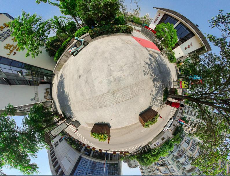 南塘地下商业街280x214