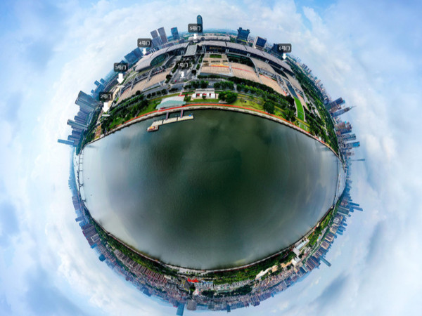 全景园区--广交会展馆