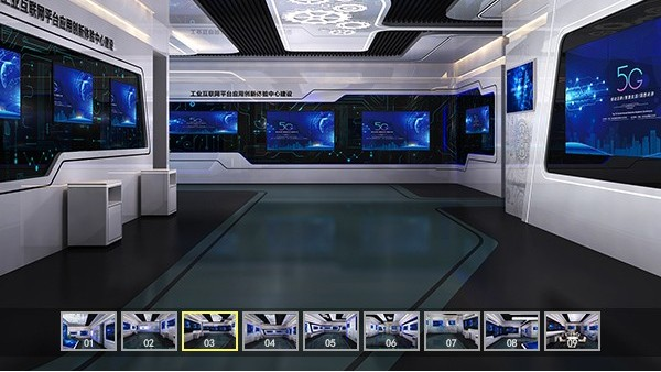 VR展厅设计搭建该如何做好呢?VR展厅设计优点