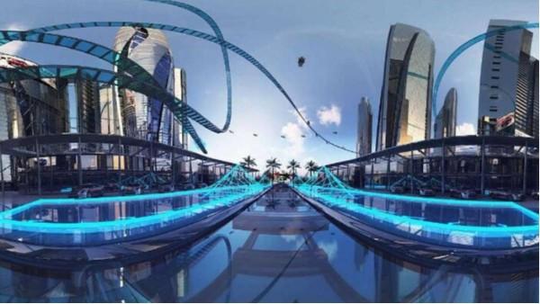 武汉VR全景制作:720全景展示适合哪些行业领域?