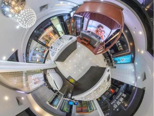 VR全景市场--蒙娜丽莎陶瓷