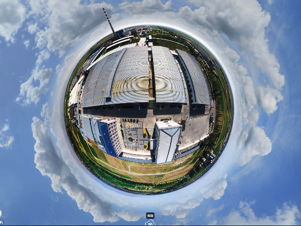 360度全景拍摄