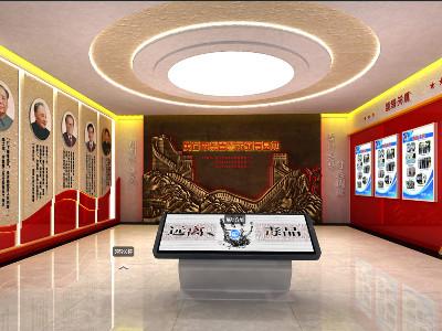 VR云展厅--黄石禁毒展厅