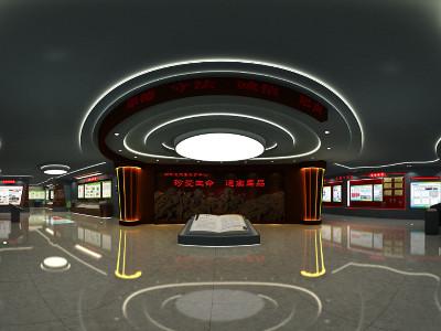 VR云展厅--湖北禁毒展厅