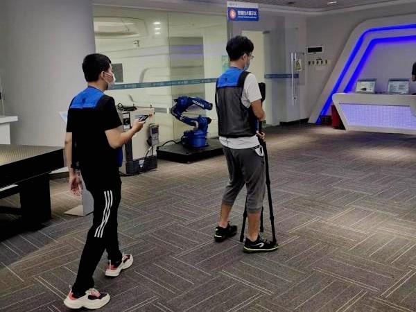景智行VR全景现场拍摄花絮