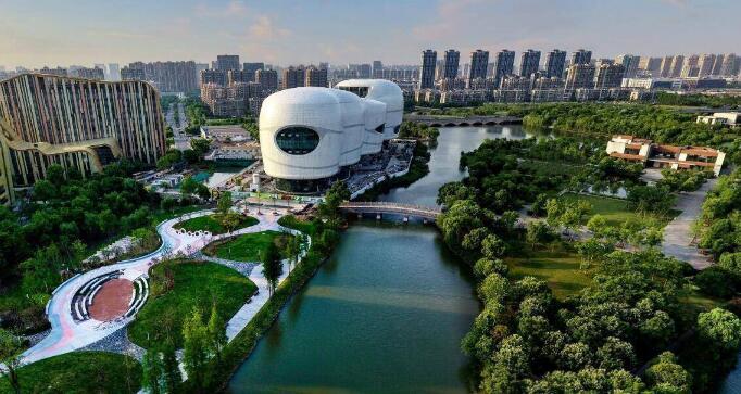 QQ杭州720VR全景拍摄